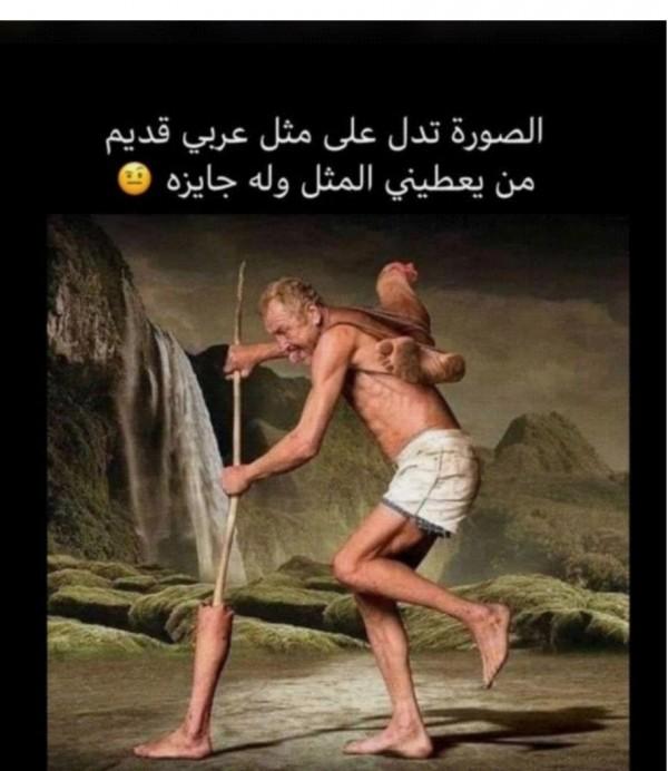 اجابة حل لغز الصوره تدل على مثل عربي قديم المتصدر الاول